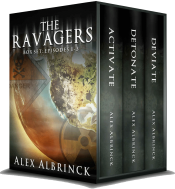 bargain ebooks The Ravagers Box Set: Episodes 1-3 SciFi Technothriller by Alex Albrinck