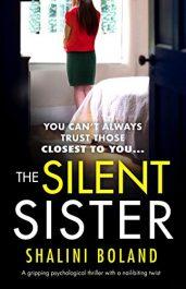 amazon bargain ebooks The Silent Sister Psychological Thriller by Shalini Boland