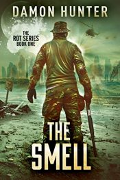 bargain ebooks The Smell Post Apocalyptic Thriller by Damon Hunter