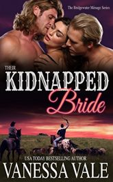 bargain ebooks Their Kidnapped Bride Erotic Romance by Vanessa Vale