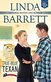 amazon bargain ebooks True-Blue Texan Romance by Linda Barrett