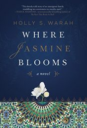 bargain ebooks Where Jasmine Blooms Historical Fiction by Holly S. Warah