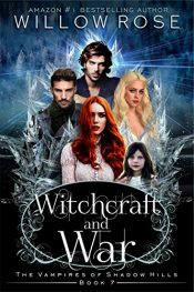 bargain ebooks Witchcraft and War Young Adult/Teen Paranormal Romance by Willow Rose