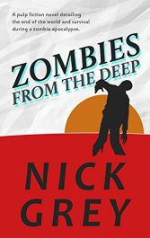 amazon bargain ebooks Zombies From The deep Action Adventure Horror by Nick Grey
