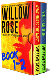 bargain ebooks Seventh Street Crew Mysteries Vol 1-2  Mystery / Thriller by Willow Rose