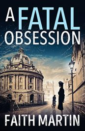 amazon bargain ebooks A Fatal Obsession Action Adventure by Faith Martin