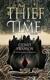 bargain ebooks A Thief in Time Young Adult/Teen Time Travel Romance by Cidney Swanson
