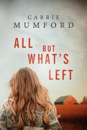 bargain ebooks All But What's Left Romance by Carrie Mumford