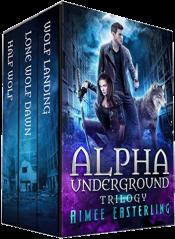 bargain ebooks Alpha Underground Trilogy Fantasy Adventure by Aimee Easterling