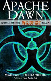 bargain ebooks Apache Dawn Action/Thriller by Marcus Richardson
