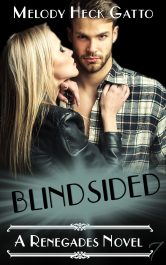 bargain ebooks Blindsided Sports Romance by Melody Heck Gatto