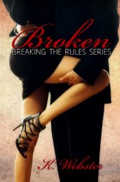 amazon bargain ebooks Broken Erotic Romance by K Webster