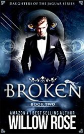 bargain ebooks Broken Young Adult/Teen Paranormal Romance by Willow Rose