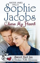 bargain ebooks Chase My Heart Romantic Comedy by Sophie Jacobs