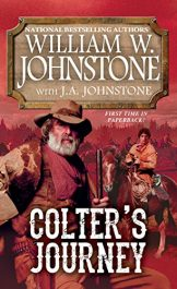 bargain ebooks Colter's Journey Western Adventure by William W. Johnstone & J.A. Johnstone