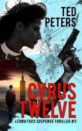 bargain ebooks Cyrus Twelve Suspense Thriller by Ted Peters