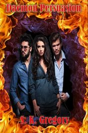 bargain ebooks Daemon Persuasion Fantasy by S. K. Gregory
