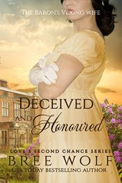 bargain ebooks Deceived & Honoured Historical Romance by Bree Wolf