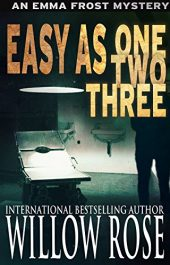 bargain ebooks Easy as One, Two, Three Horror Mystery by Willow Rose