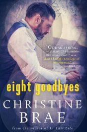 bargain ebooks Eight Goodbyes Romance by Christine Brae