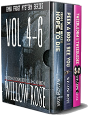 bargain ebooks Emma Frost Mysteries Vol 4-6  Mystery Thriller by Willow Rose