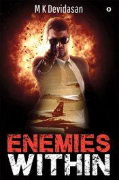 bargain ebooks Enemies Within Thriller by M K Devidasan