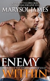 bargain ebooks Enemy Within Erotic Romance by Marysol James