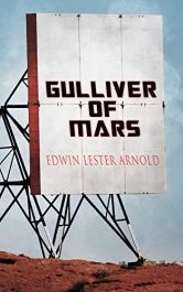 bargain ebooks Gulliver of Mars Classic SciFi Adventure by Edwin Lester Arnold