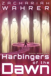 bargain ebooks Harbingers of the Dawn Science Fiction by Zachariah Wahrer