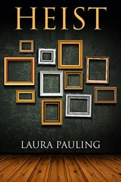 amazon bargain ebooks Heist YA/Teen Science Fiction by Laura Pauling