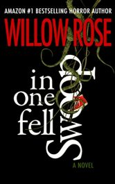 bargain ebooks In One Fell Swoop Supernatural Mystery by Willow Rose