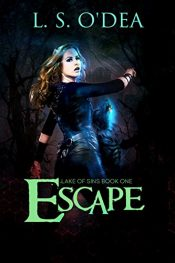 bargain ebooks Lake of Sins: Escape Young Adult Fantasy by L. S. O'Dea