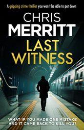 amazon bargain ebooks Last Witness Crime Thrillerby Chris Merritt