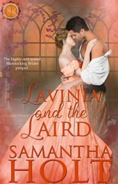 bargain ebooks Lavinia and the Laird Historical Romance by Samantha Holt