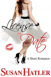 amazon bargain ebooks License to Date Romanceby Susan Hatler