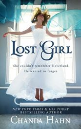 amazon bargain ebooks Lost Girl Paranormal Urban Fantasy  by Chanda Hahn