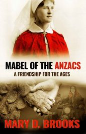 bargain ebooks Mabel of the Anzacs Young Adult/Teen by Mary D. Brooks