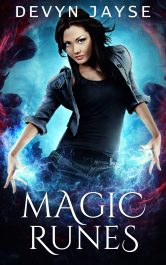 bargain ebooks Magic Runes Urban Fantasy by Devyn Jayse
