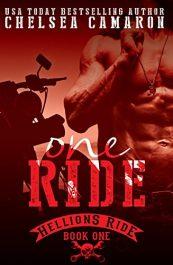 bargain ebooks One Ride: Hellions Motorcycle Club Erotic Romance by Chelsea Camaron