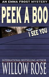 bargain ebooks Peek a Book I See You Mystery Thriller by Willow Rose
