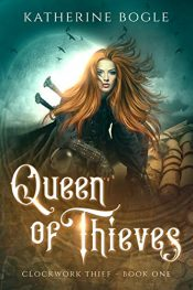 amazon bargain ebooks Queen of Thieves Action Adventure by Arthur Bradley