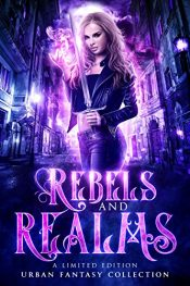 bargain ebooks Rebels and Realms Urban Fantasy Collection by Multiple Authors