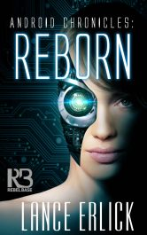 amazon bargain ebooks Reborn Cyberpunk Science Fiction by Lance Erlick