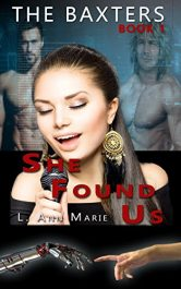 bargain ebooks The Baxters - She Found Us: Book One Erotic Romance by L. Ann Marie