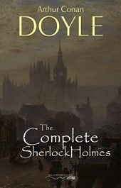 bargain ebooks Sherlock Holmes: The Complete Collection Classic Mystery by Sir Arthur Conan Doyle
