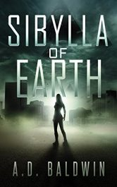 bargain ebooks Sibylla of Earth Science Fiction by A.D. Baldwin
