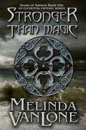 bargain ebooks Stronger Than Magic Fantasy by Melinda VanLone