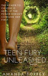 amazon bargain ebooks Teen Fury: Unleashed YA/Teen Action Adventure by Amanda Torrey