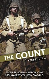 amazon bargain ebooks The Count Historical Fiction by Kenneth Tam