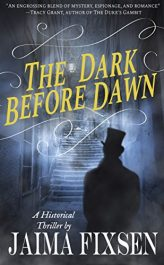 bargain ebooks The Dark Before Dawn Historical Thriller by Jaima Fixsen